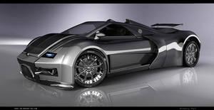 GH1: Bugatti ELIJAH CONCEPT by GstylezProdigy