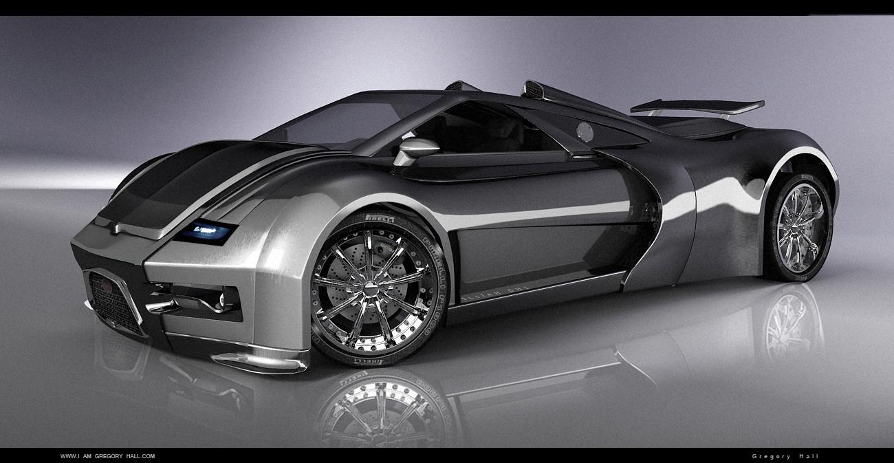 70 Удивительных Концептов Автомобилей