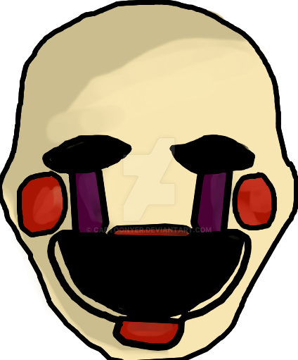 how to draw marionette face