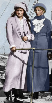 Olga and Maria