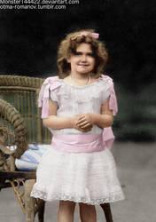 Young Maria Romanov