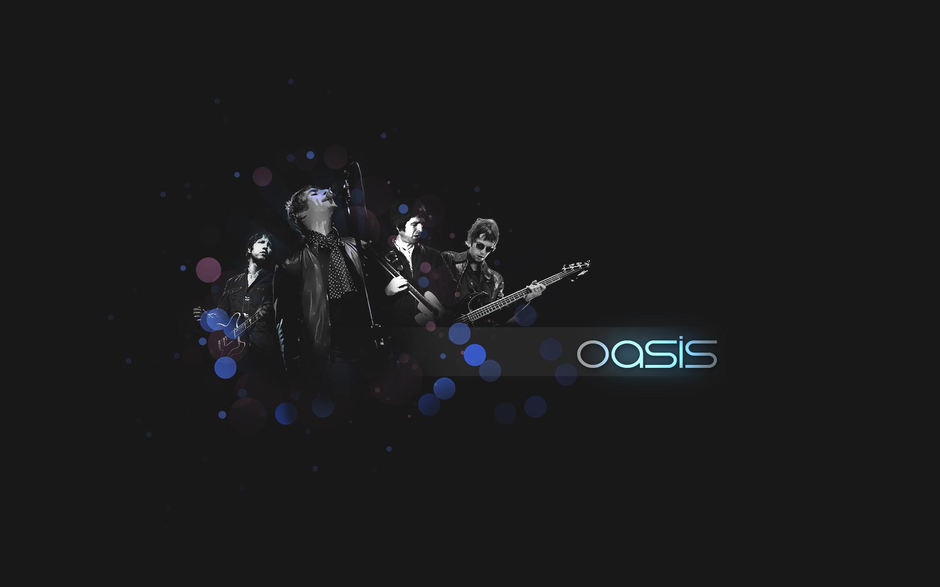 Oasis Wallpaper by SaintMichael on DeviantArt Oasis Band Wallpaper