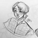 Random sketch~~