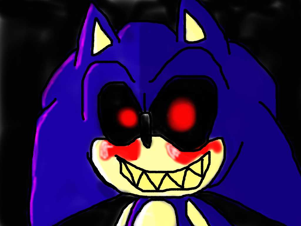 Sonic.Exe by manicgirl155