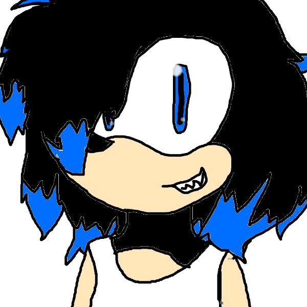(G).:~Killer the Hedgehog-Headshot~:. by manicgirl155