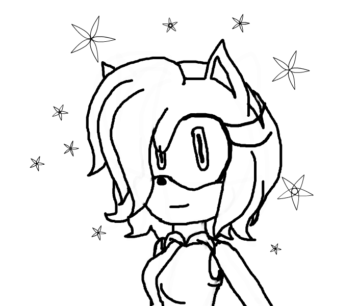 *~{C:Amy Lineart}~* by manicgirl155