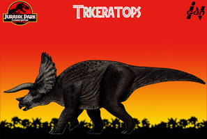 JPEU: Triceratops *New And Improved* by Retlaw095