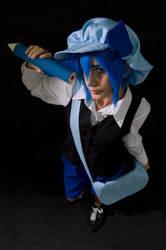 New photoshoot of Miki by darkbellphon