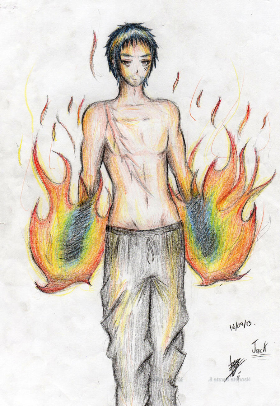 Jack (The Man on Fire) by darkbellphon