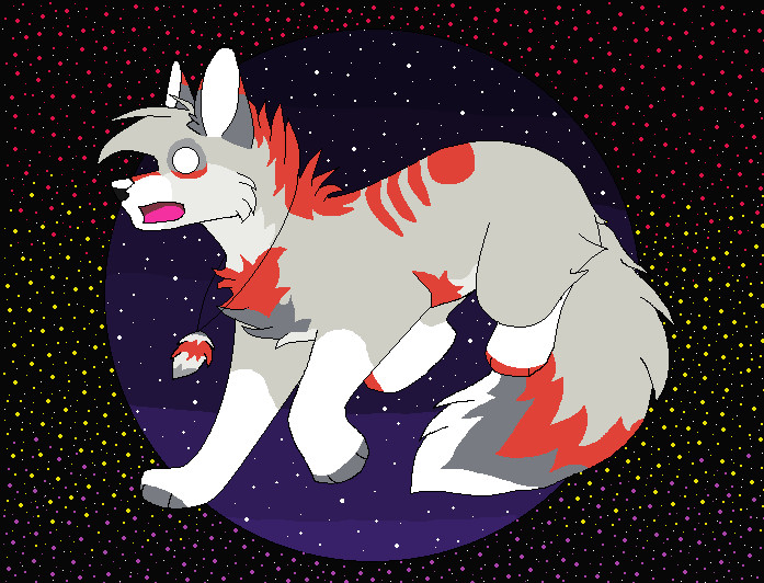 Ermagerd such space wow by ThatsRawrtasticxD