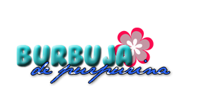Firma Burbuja de Purpurina by pompasdecolores