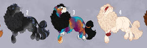 lion adoptables - [1 / 5 open] [REDUCED]