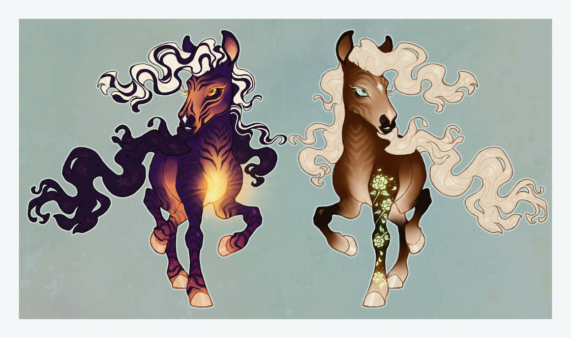 horse adoptables - [1 / 2 available]