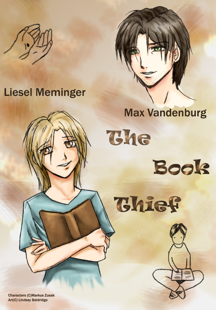 characters from the book thief emily watson on the book thief  the book thief colored by tuco on the book thief colored by tuco