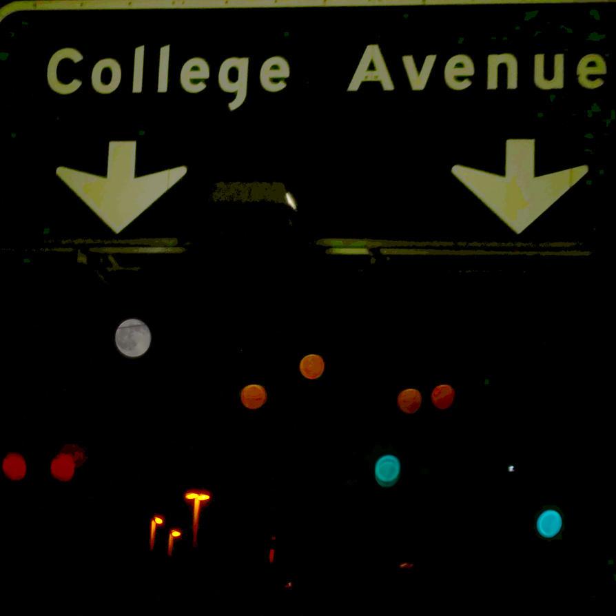 College Avenue by Markus43
