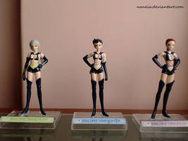 Starlights Petit Soldiers by Naneia