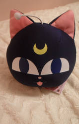 Luna P ball plush/cushion