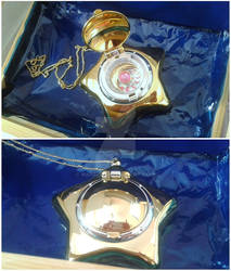 Bandai 2015 Star Locket Music Box