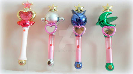 Sailor Moon Gashapon Rods 3