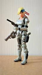 Metal Gear WW2: The Joy (The Boss)