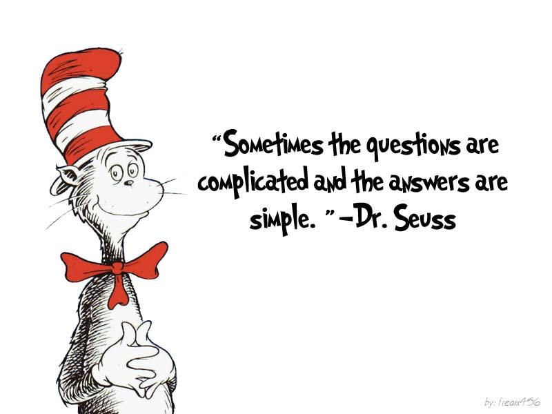 Dr Seuss Quotes Clip A...