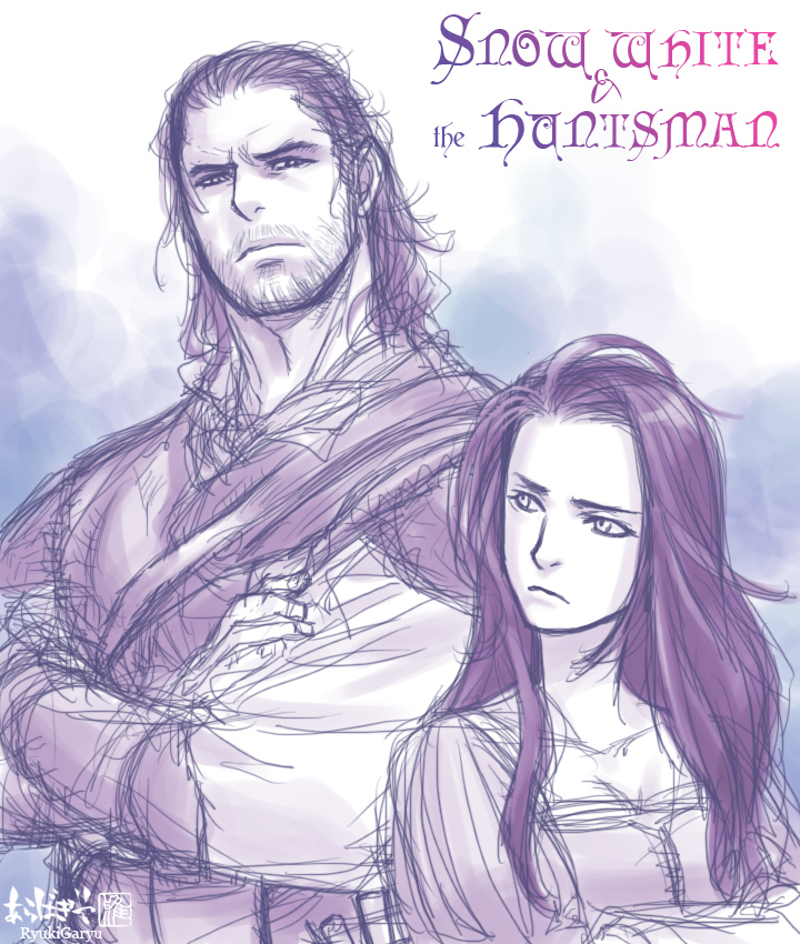 Snow White and the Huntsman by RyukiGaryu