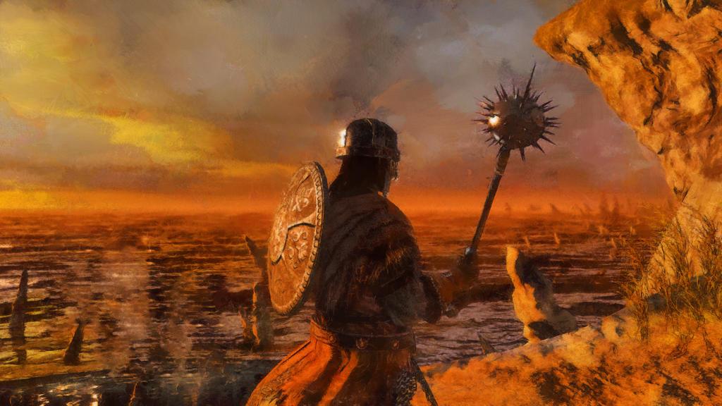 Dark Souls Ii Majula By Cibernetic On Deviantart