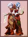 Commission - WoW Druids