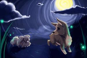 Mystical Night Adventures Await! by br3nna