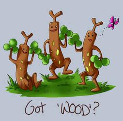 Got Wood? by br3nna