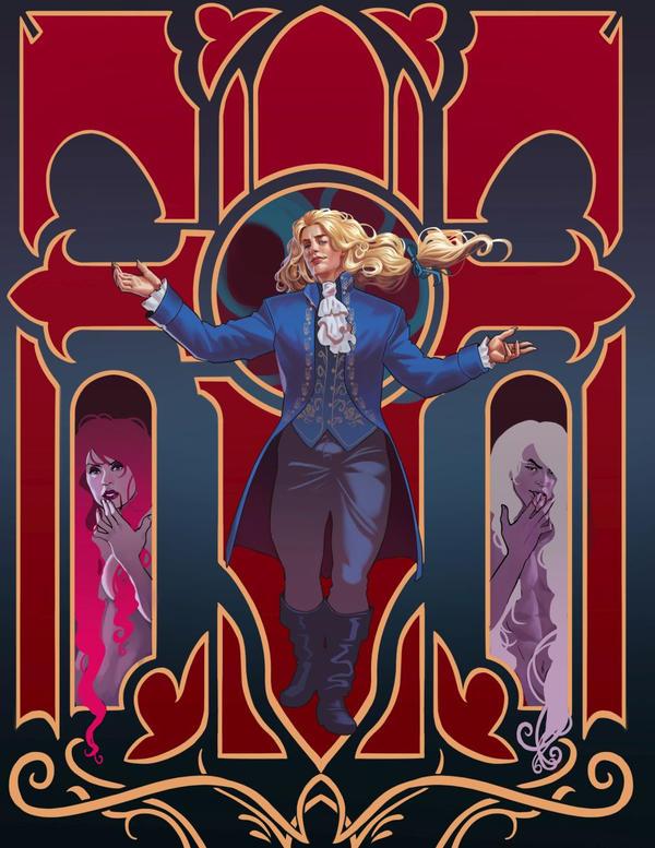Vampires by Vergil-Arkham