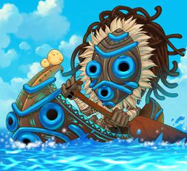BanQ_Water voodoo by BanQ
