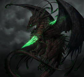 BanQ_Emerald Dragon by BanQ