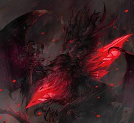 BanQ_Ruby Dragon by BanQ