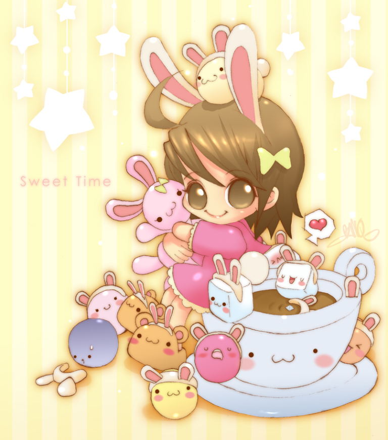 BanQ_Sweet time by BanQ