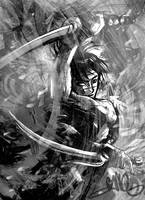 BanQ_Blade of the immortal by BanQ