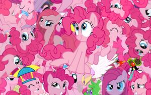Pinkie Pie explosion wallpaper