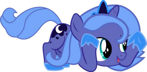 Peek-a-boo Woona by Starlyk
