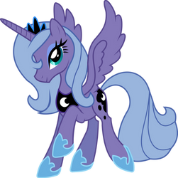 Luna stock alternate color by Starlyk