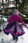 Cheshire Cat Sweater Coat 3