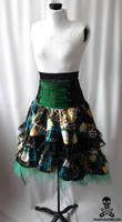 white rabbit corset skirt 3