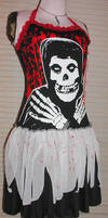 bloody misfits dress by smarmy-clothes