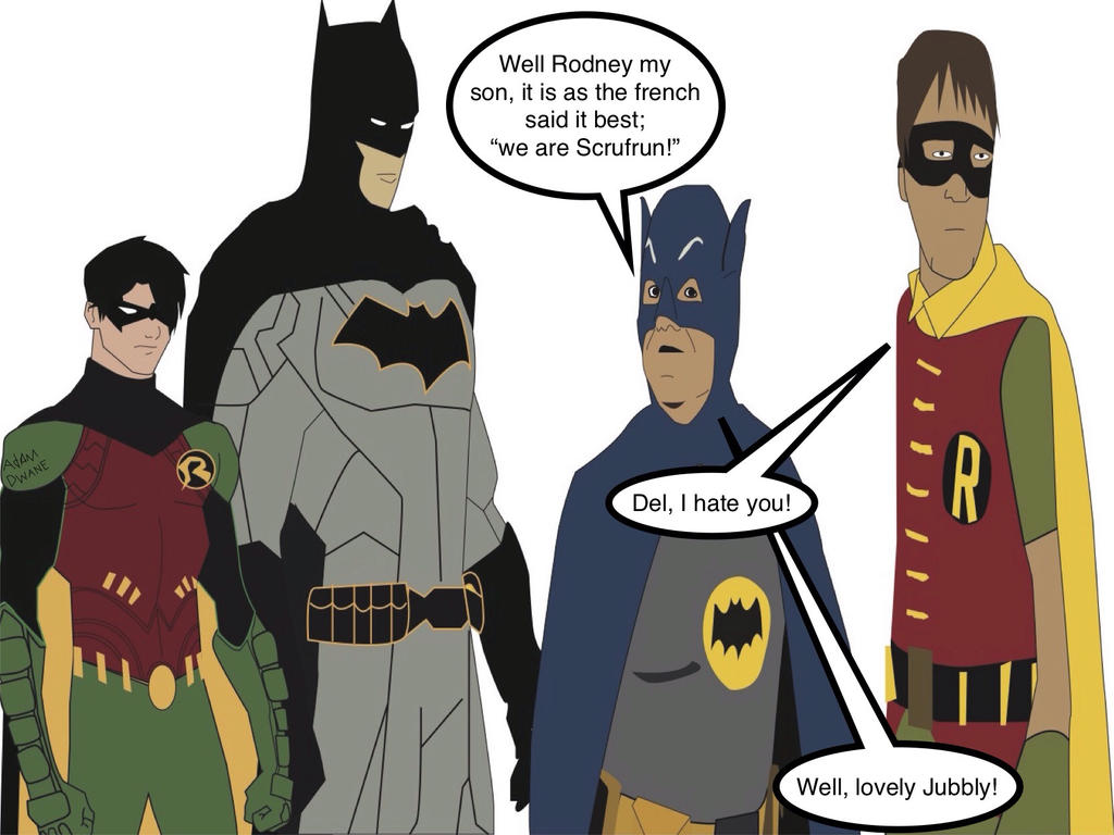 Only fools and horses batman and robin by sentry1996 ...  sc 1 st  DeviantArt & Only fools and horses batman and robin by sentry1996 on DeviantArt