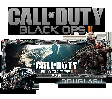 Kit Call of Duty Black Ops II by gillmarsantana