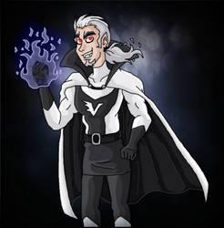 Vlad Phantom by kaitlynrager