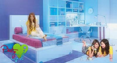 Miley Demi y Selena by AbruuEditions