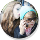 Caitlin y Christian Boton Png by AbruuEditions