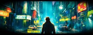 Watchmen - Rorschach by OldChili