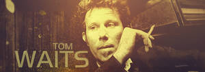 Tom Waits by OldChili