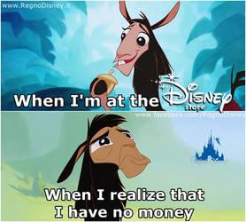 Disney Store True Story